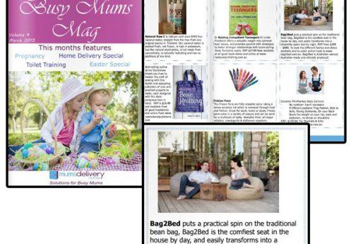 Busy Mums Magazine